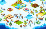Ice Age: Adventures Android At the start of the game all the animals are still together.