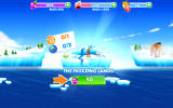 Ice Age: Adventures Android Choose where you want to travel, in exchange for berries.