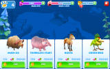 Ice Age: Adventures Android Acorns can also be used to buy animals.