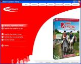 Mission Equitation Online: Mon Club Sur Internet Windows The game's install screen.<br>Though the game installs via this screen it cannot be played via this screen and there is no offline gaming option at all