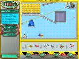 The Incredible Machine: Even More Contraptions Windows Playing on difficult mode.