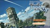 The Legend of Heroes: Trails in the Sky PSP Main menu