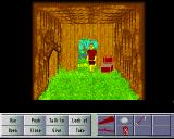Lost on Parrot Island Amiga Inside a hut