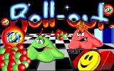 Roll-out Amiga Title screen
