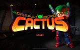 Assault Android Cactus Windows Title screen