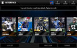 Madden NFL Mobile Android New players have been earned.