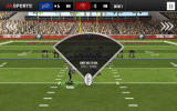 Madden NFL Mobile Android The swiping mechanic for kicks