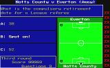 The Official Everton F.C. Intelligensia Amiga Do it again to score