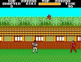 Black Belt SEGA Master System Chapter 3