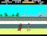 Black Belt SEGA Master System Chapter 4 Boss 1