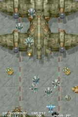 Air Duel Arcade A lot of enemies Stage 1