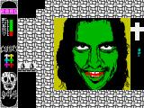 "Go to Hell ZX Spectrum ""Well done, you are as sick as me."""