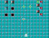 Astro Warrior / Pit Pot SEGA Master System Astro Warrior: Ship can be upgraded by getting the green ship