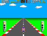 Hang On & Safari Hunt SEGA Master System Hang-On: Prepare to Race
