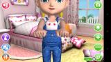 Ava the 3D Doll Android Choose between left hand or right hand.
