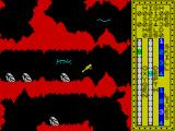 Scuba Dive ZX Spectrum The deeper, more labyrinths and less the oxygen.