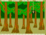 Hang On & Safari Hunt SEGA Master System Safari Hunt: Scene 3