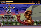 Alien Soldier Genesis Stage 4 Final Boss, what's that ugly thing?