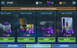 Star Wars: Galaxy of Heroes Android In-app purchases for the premium currency