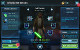Star Wars: Galaxy of Heroes Android Overview of my Jedi Consular character