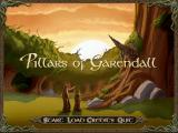 Pillars of Garendall Windows Title Screen