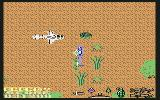 Rambo: First Blood Part II Commodore 64 Air battle.