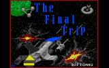 The Final Trip Amiga Title screen