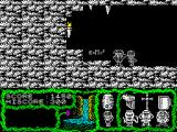 Cosmic Relief: Prof. Renegade to the Rescue ZX Spectrum Depending on the nationality of the character there's a idiosyncratic task related to the picking of the <b>secret formula</b>. For the German guy, the traditional social act of drinking beer.