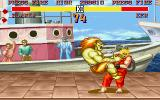 Street Fighter II DOS F****** bites!!
