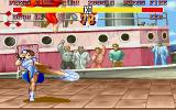 Street Fighter II DOS Chun-Li vs Ken