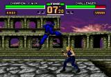 Virtua Fighter 2 Genesis Aerial attack by Kage.
