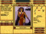Fantasy General Windows Commander selection, Sorceress Mordra