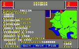 World Tour: Russia and Western Asia Amiga Tutorial
