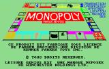 Monopoly Thomson MO Main menu