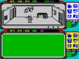 Spy vs Spy ZX Spectrum Black Spy died.
