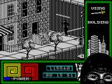 "Last Ninja 2: Back with a Vengeance ZX Spectrum Level 2, ""The Streets"": Crossing the streets following my Grandma's sayings.<br>