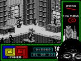 "Last Ninja 2: Back with a Vengeance ZX Spectrum Level 6, ""The Mansion"": Searching for <i>Kunitoki</i>.<br>