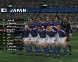 World Soccer: Winning Eleven 6 International PlayStation 2 Before the match there's the usual scenes of the stadium, the introduction from the commentators, the players walking onto the pitch and posing etc