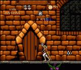 Dragon's Lair SNES Attractive scenery