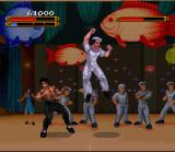 Dragon: The Bruce Lee Story SNES This sailor has a powerful uppercut