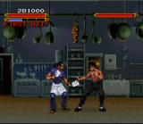 Dragon: The Bruce Lee Story SNES Can martial arts defend against two butcher knives?