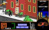 "Last Ninja 2: Back with a Vengeance DOS Level 2, ""The Street"": Rain of Bricks.<br>
