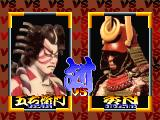 Blood Warrior Arcade Goemon vs Syogethu