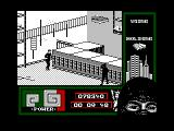 "Last Ninja 2: Back with a Vengeance Amstrad CPC Level 2, ""The Streets"": The Gym.<br>