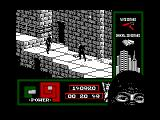 "Last Ninja 2: Back with a Vengeance Amstrad CPC Level 3, ""The Sewers"": Confrontation."