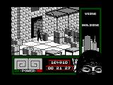 "Last Ninja 2: Back with a Vengeance Amstrad CPC Level 4, ""The Basement"": Starting Point."