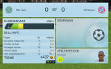 FIFA 15: Ultimate Team Android Some team statistics (Dutch version)
