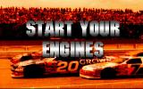"Speed Haste DOS ""Start Your Engines"" (Stock Car Mode)"