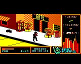 "Last Ninja 2: Back with a Vengeance BBC Micro Level 2, ""The Street"": Eat's.<br>
