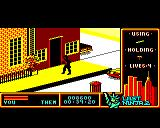 "Last Ninja 2: Back with a Vengeance BBC Micro Level 2, ""The Street"": Unknown door.<br>